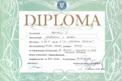 XI IBOR premiul I Lămășanu Andrei
