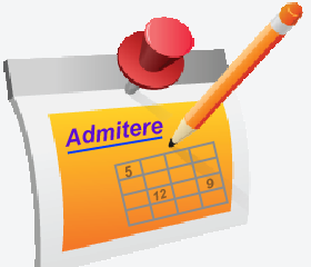 Admitere 2018