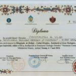 Îndrumător: Arhim. Prof. Mihail Daniliuc
