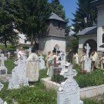 La mormântul părintelui