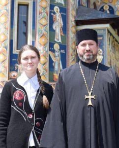 Chiperi Iuliana ;i pr. Viorel Laiu
