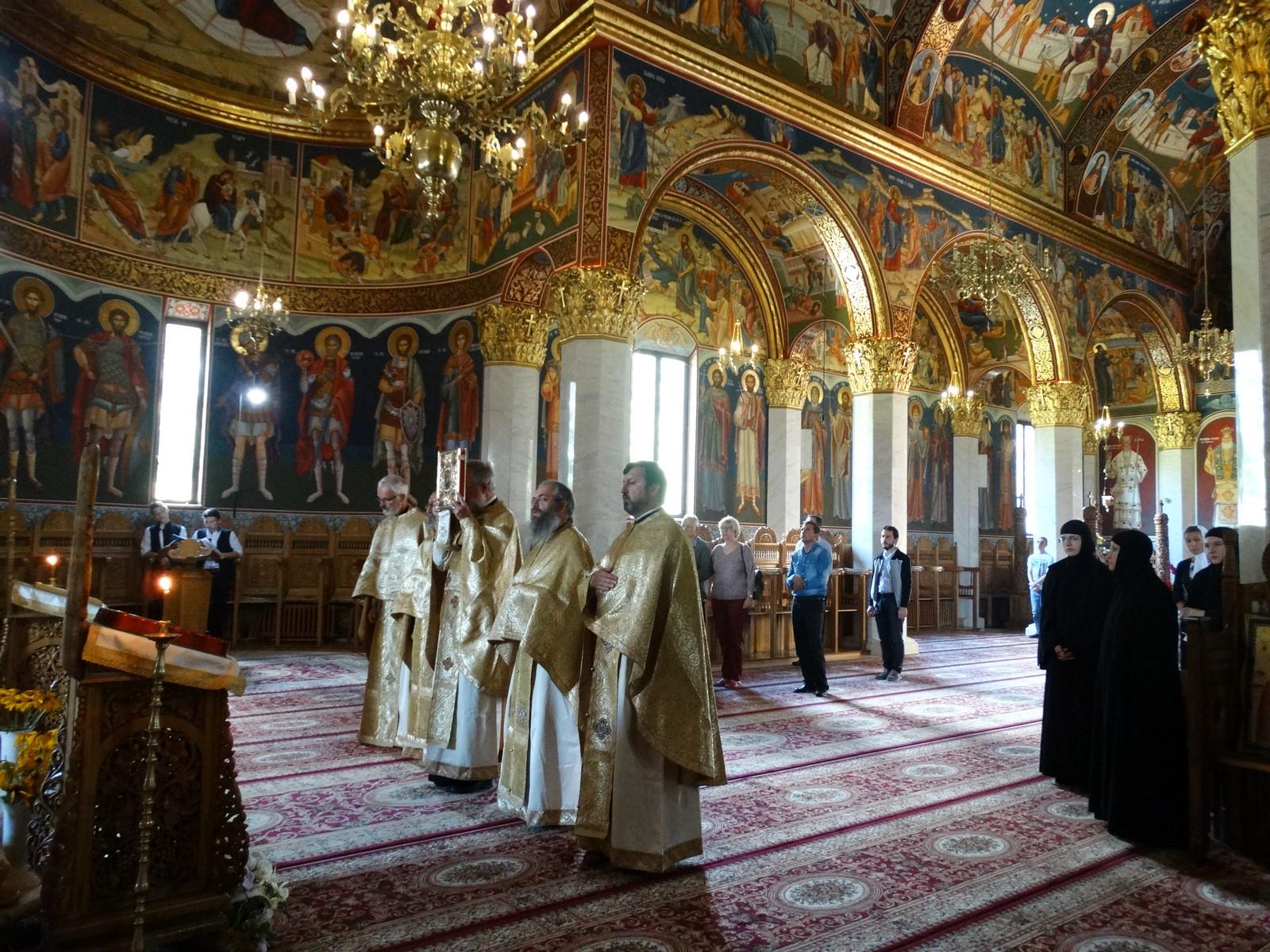 Seminar francofon la Seminarul Teologic de la Mănăstirea Neamț