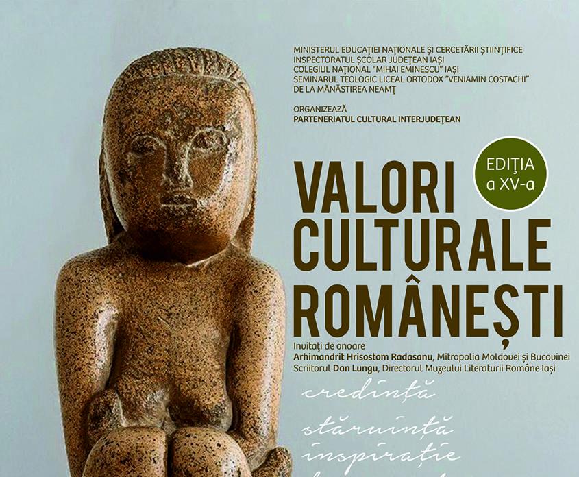 """Un nou feed-back pentru proiectul """"Valori Culturale Românești"""""""