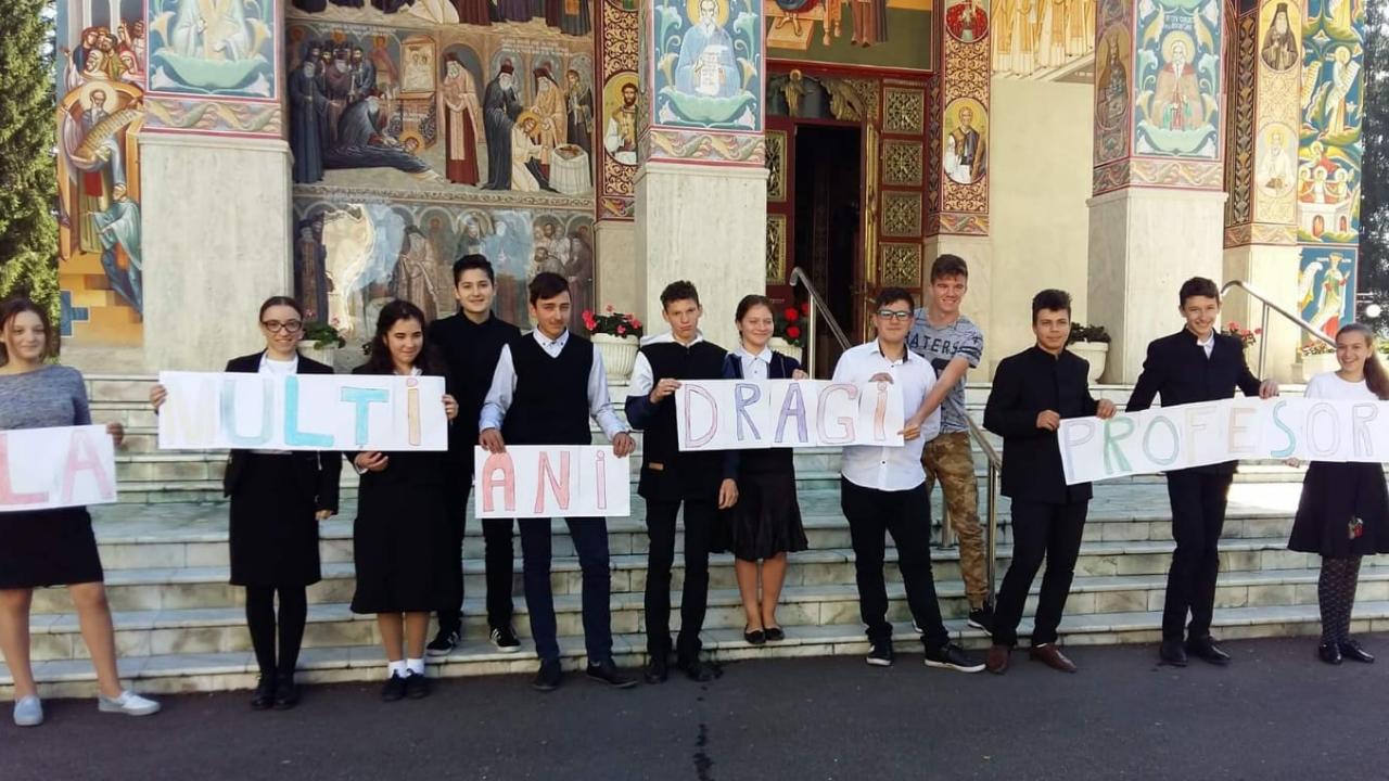 Ziua Mondială a Educației sărbătorită la Seminarul de la Neamț