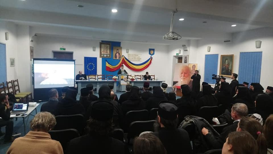 """Colocviul internaţional """"Întâlnirea cu duhovnicul"""" la Seminarul Teologic Mănăstirea Neamț"""