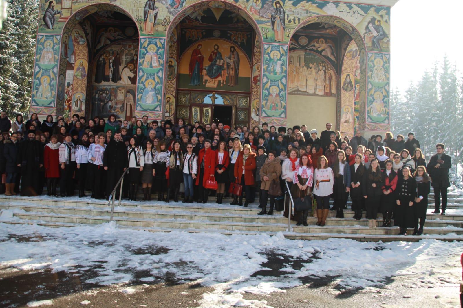 Cercul pedagogic pentru secretari din cadrul ISJ Neamț la Seminar