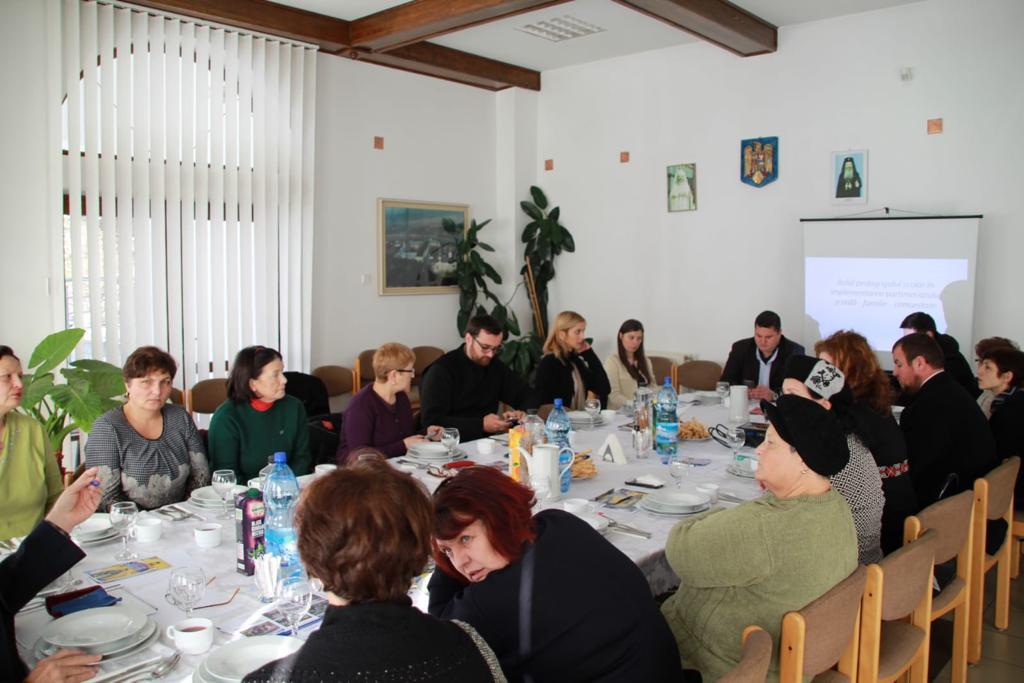 Cercul pedagogic pentru pedagogi din cadrul ISJ Neamț la Seminar