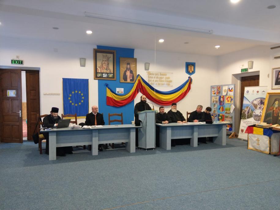 """Zilele """"Veniamin Costachi"""" la Seminarul Teologic de la Mănăstirea Neamț"""