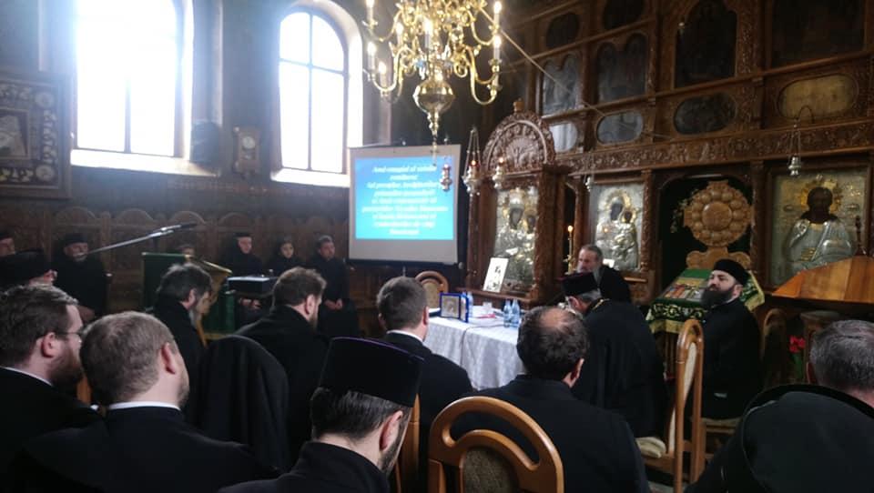 Ofertă educațională prezentată la ședința cu IPS Teofan a preoților din Protopopiatul Tg. Neamț