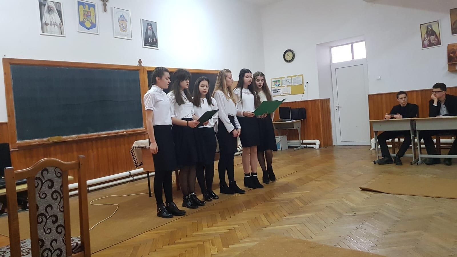 Cercul pedagogic al profesorilor de Limba si literatura română