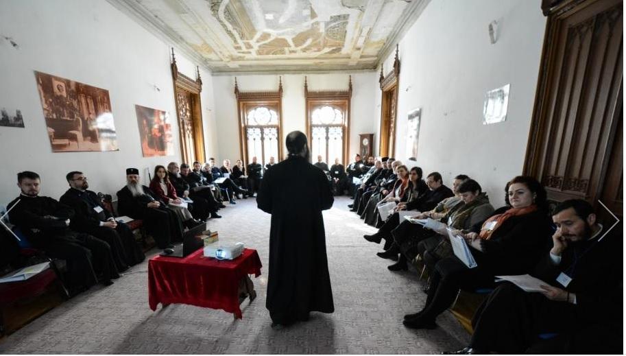 Program de Mentorat pentru elevii seminariști din Arhiepiscopia Iașilor