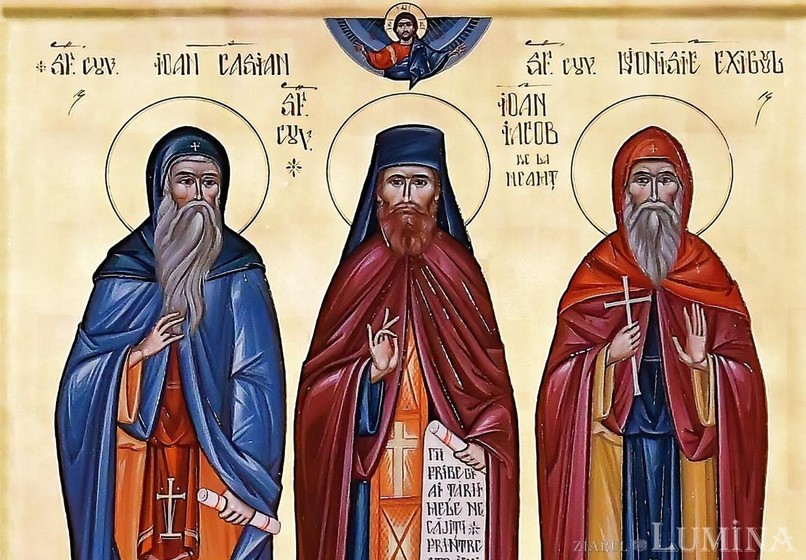 Sf. Ioan Iacob – Hramul Seminarului de la Mănăstirea Neamț